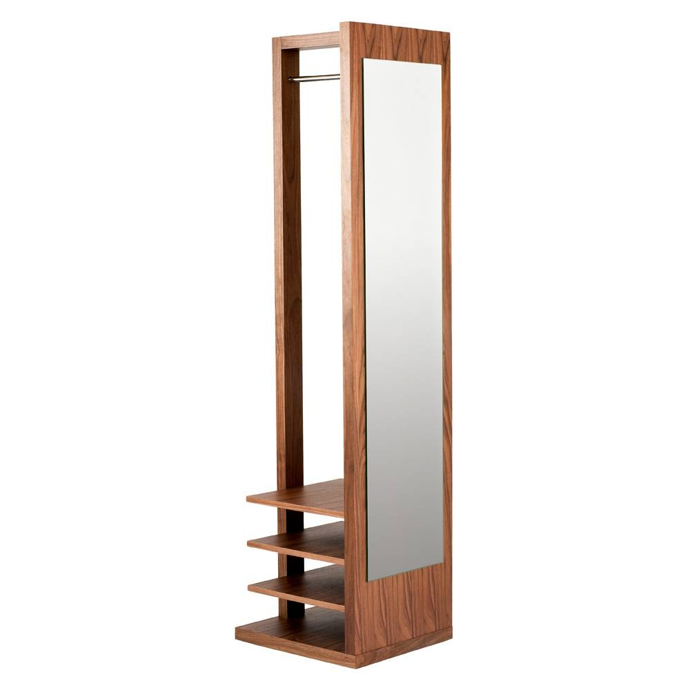 Free Standing Mirror With Jewelry Storage Uk | Vanity Decoration intended for Free Stand Mirrors (Image 4 of 15)