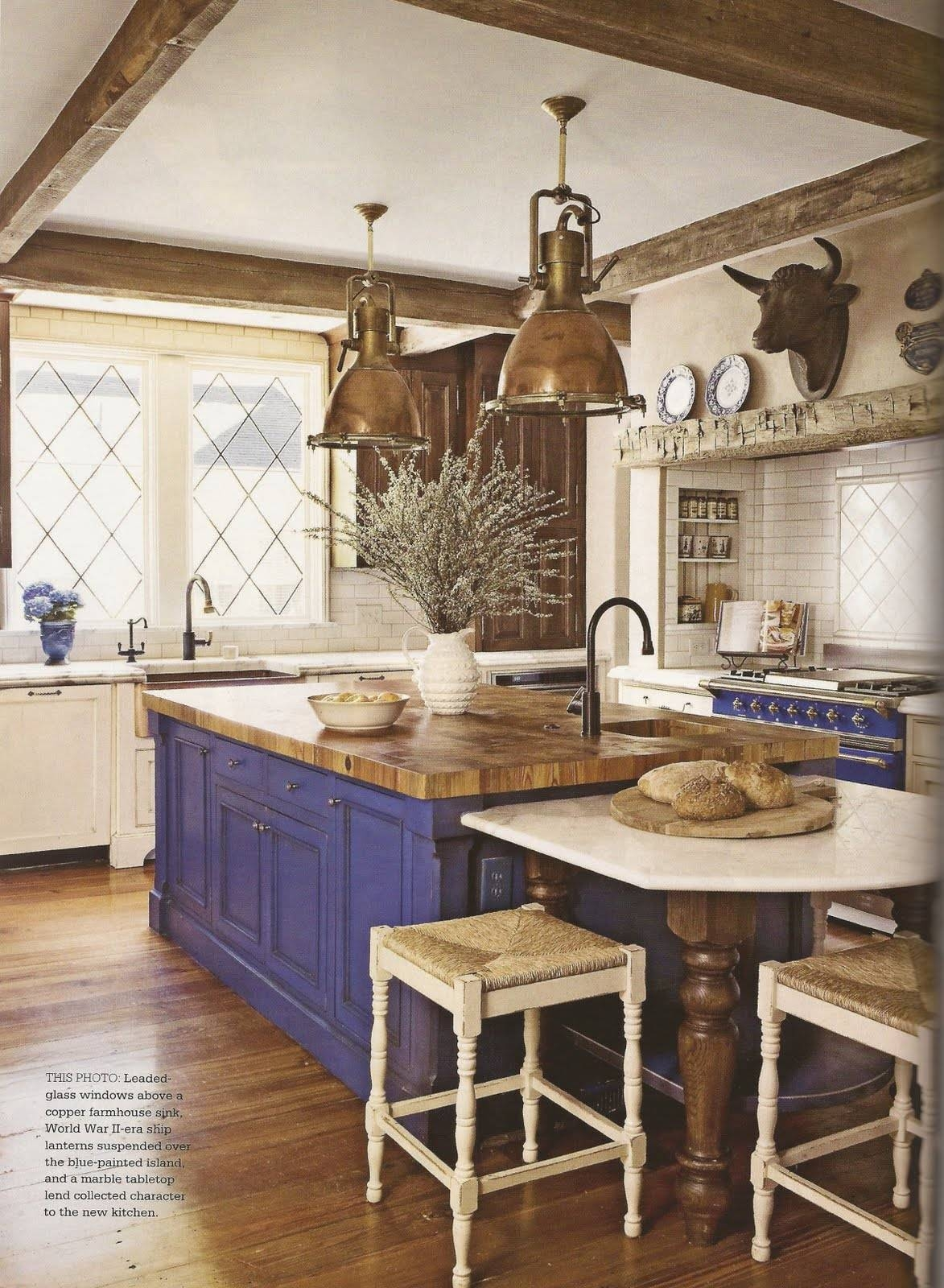 French Country Pendant Lighting – Baby Exit With French Style Glass Pendant Lights (View 6 of 15)