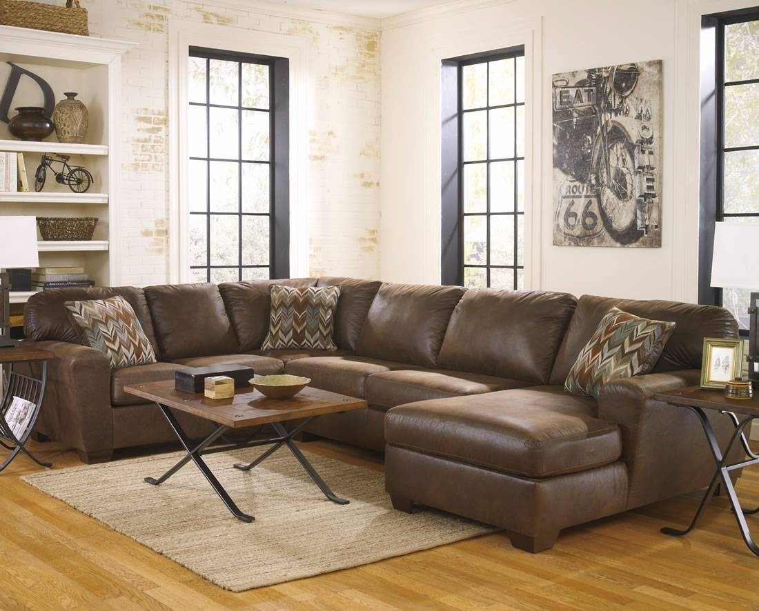 Furniture: Add Elegance And Style To Your Home With Extra Large throughout Extra Large Leather Sectional Sofas (Image 8 of 15)