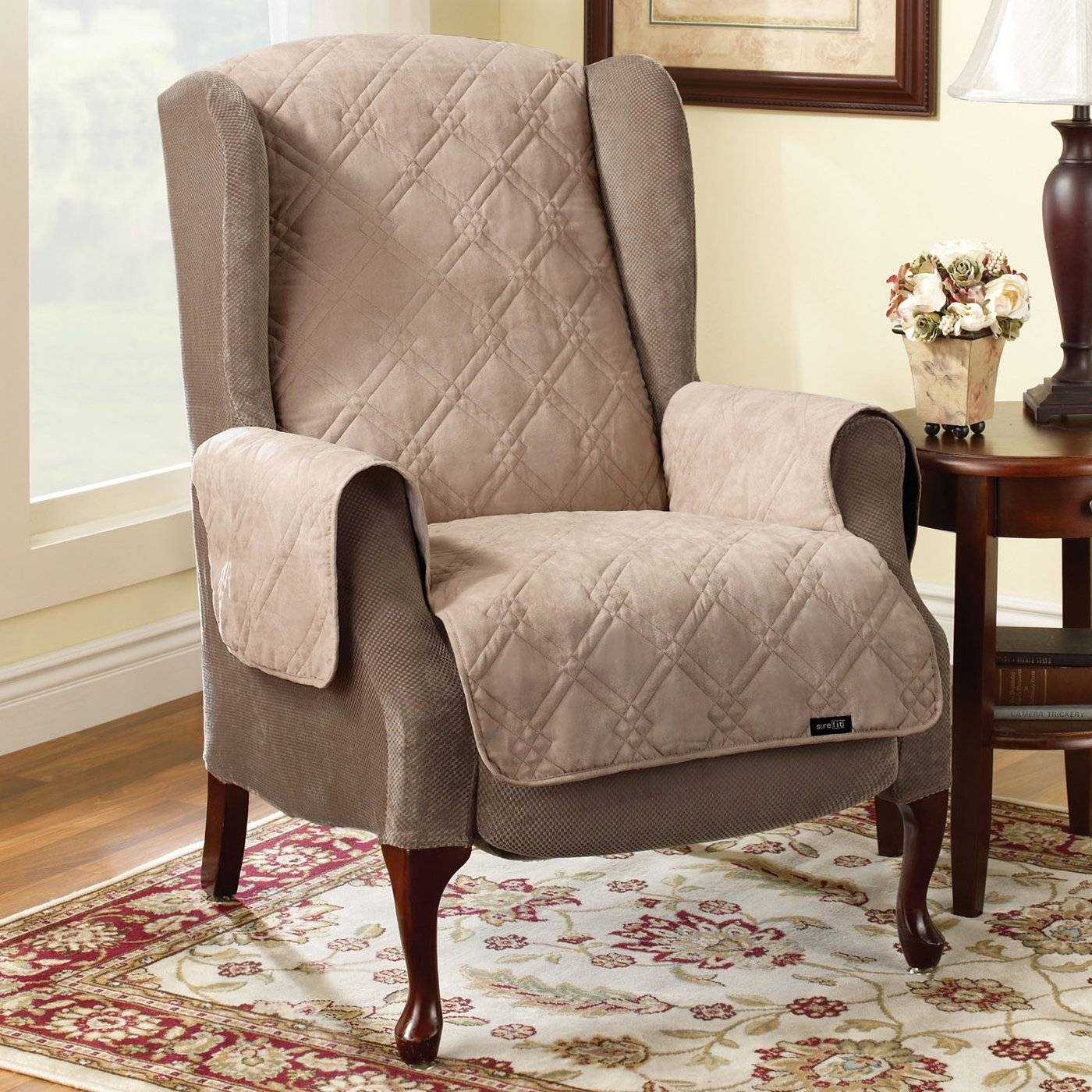 Furniture: Armless Chair Slipcovers | Ikea Dining Chairs throughout Armless Slipcovers (Image 10 of 15)
