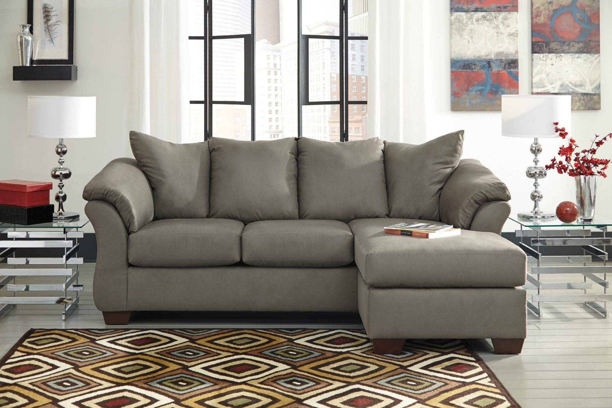 Furniture: Ashley Sofas For Enjoy Classic Seating With Simple With Regard To Sectional Sofas Ashley Furniture (View 7 of 15)