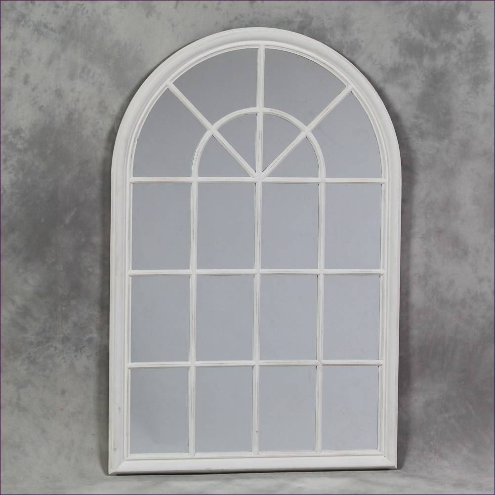 Furniture : Black Arched Window Mirror Massive Floor Mirror Large regarding Extra Large Black Mirrors (Image 8 of 15)