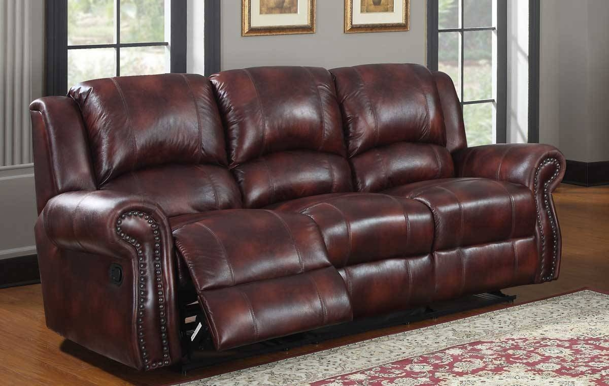 Furniture: Burgundy Leather Couch | Burgundy Sofa | Burgandy Sofa With Burgundy Leather Sofa Sets (View 8 of 15)
