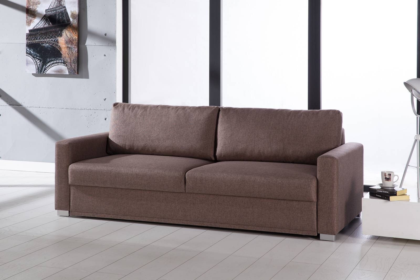 Furniture: Castro Convertible Bed For Exciting Sofabed Design throughout Carlyle Sofa Beds (Image 2 of 15)