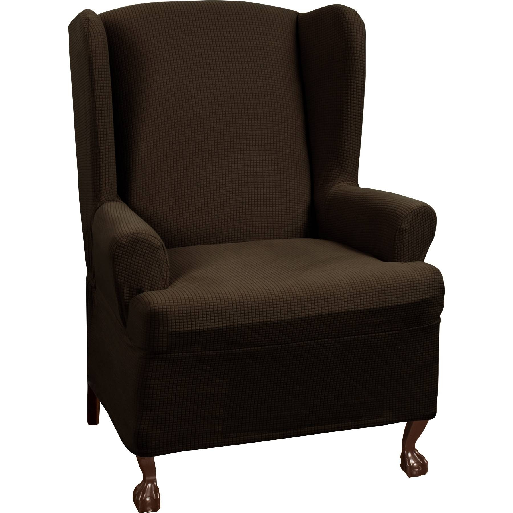 Furniture: Cheap Slipcovers | Armless Chair Slipcover | Recliner intended for Armless Slipcovers (Image 12 of 15)