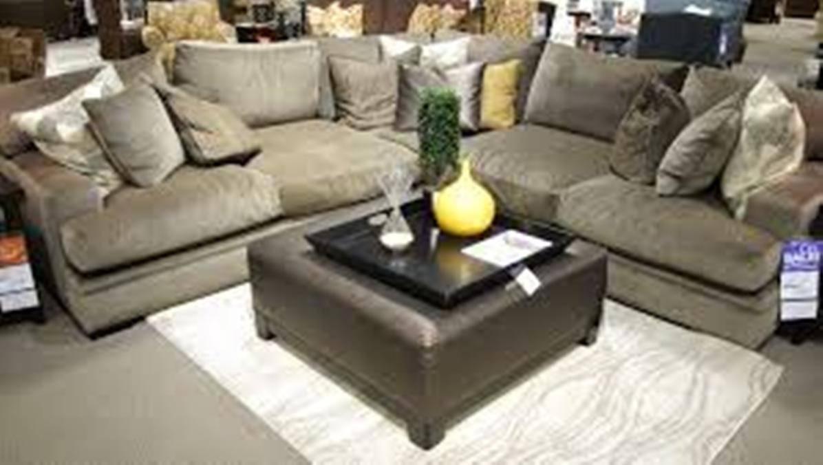 Furniture: Cindy Crawford Denim Couch | Hydra Couch | Cindy inside Cindy Crawford Sectional Couches (Image 3 of 15)