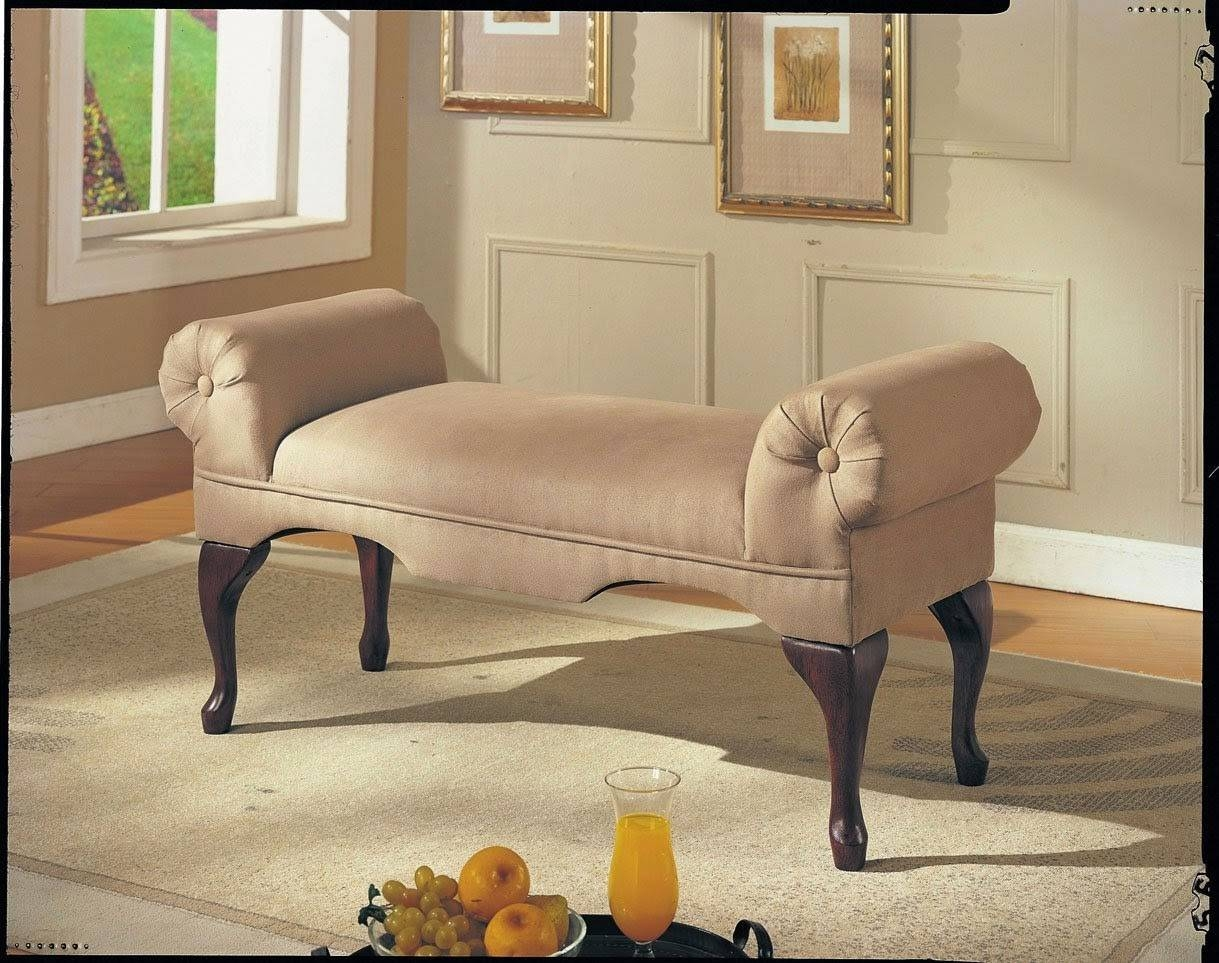 Furniture: Fabulous Fainting Couch For Living Room Or Bedroom pertaining to Sofa Chairs for Bedroom (Image 9 of 15)