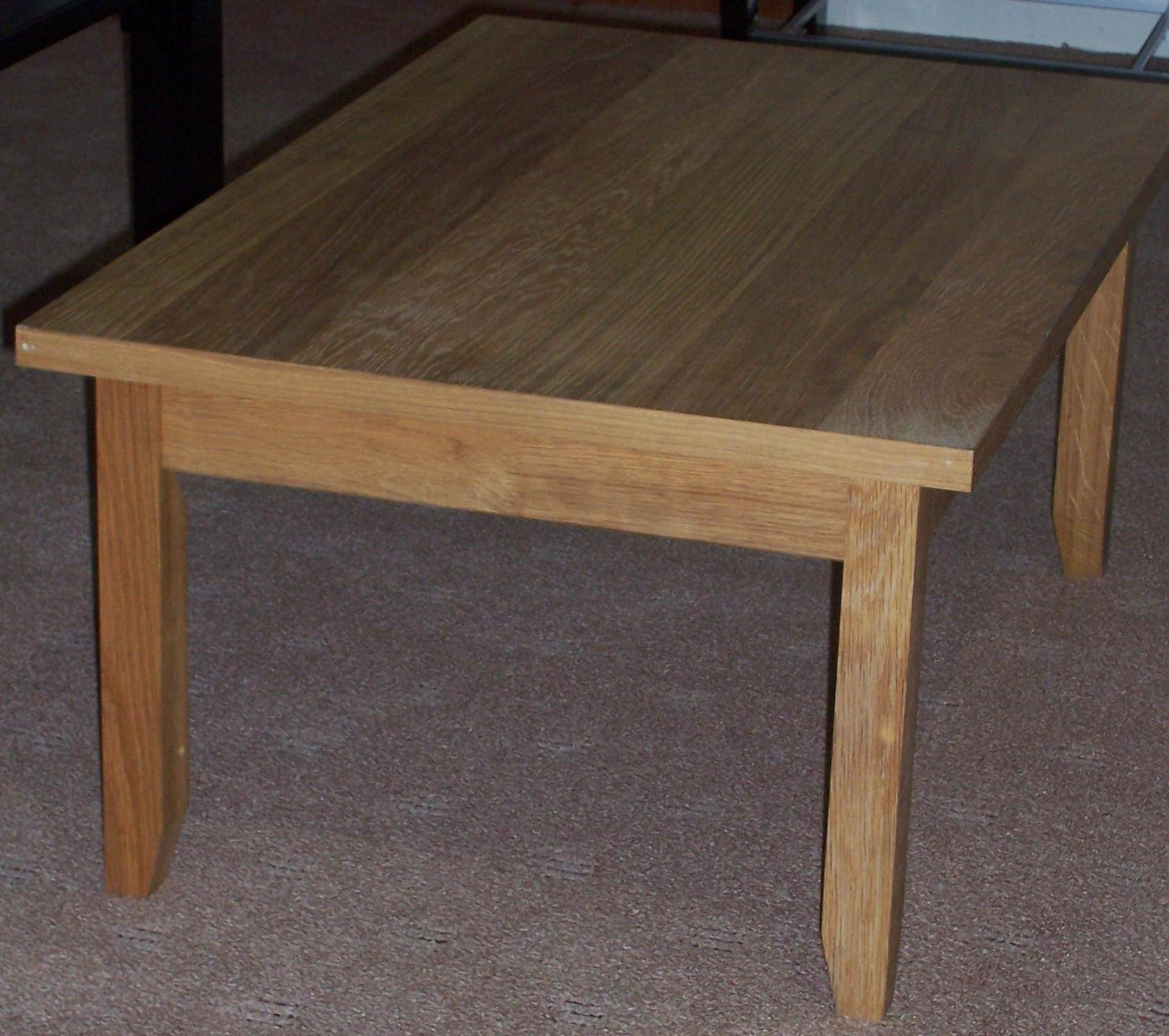 Furniture For Your Lounge, Dining And Living Room, A Liquidation pertaining to Oak Veneer Coffee Tables (Image 7 of 15)