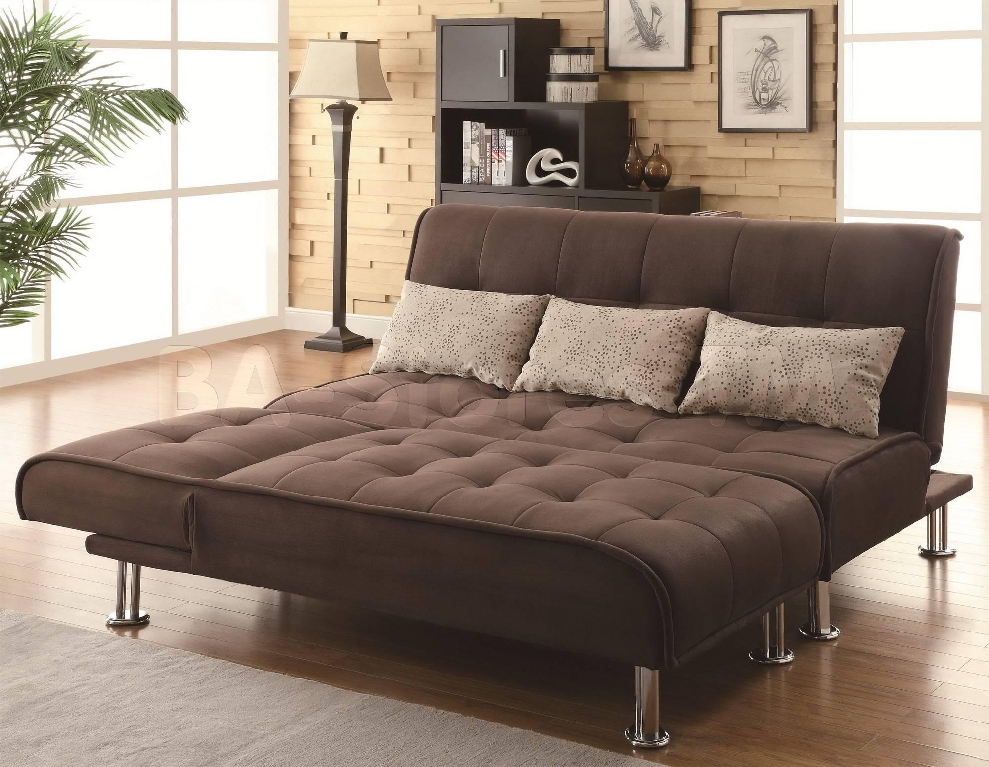 Furniture: King Size Sofa Sleepers | Tempurpedic Sofa Bed | Foam Intended For King Size Sofa Beds (View 11 of 15)