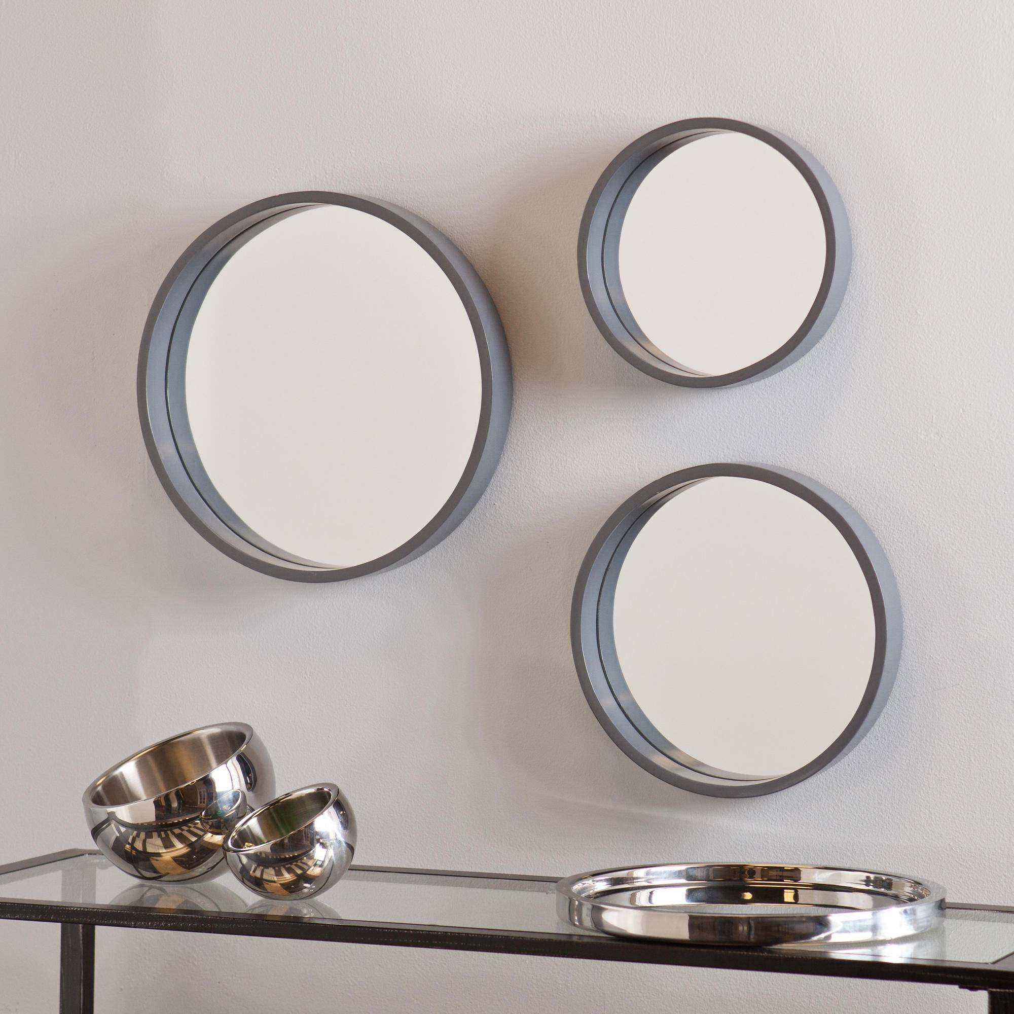Furniture: Mirrored Sliding Door Bathroom Wall Cabinetwayfair for Funky Wall Mirrors (Image 7 of 15)