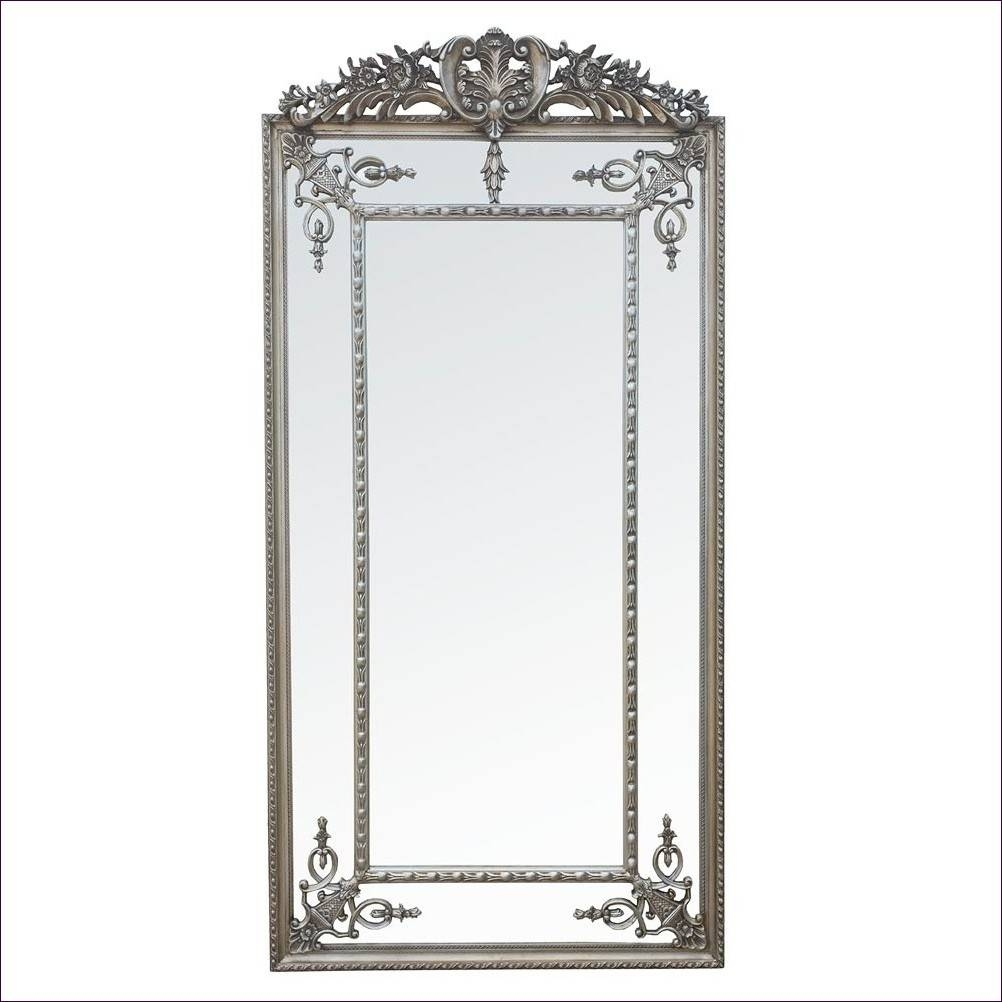 Furniture : Small Floor Mirror Arched Vanity Mirror Floor Wall pertaining to Cream Mirrors (Image 7 of 15)