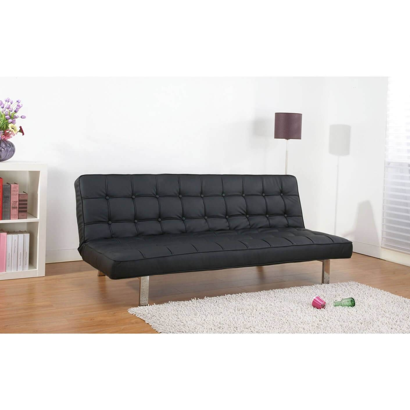 Furniture: Walmart Kebo Futon Sofa Bed Reviewhome Design Ideas intended for Kebo Futon Sofas (Image 6 of 15)