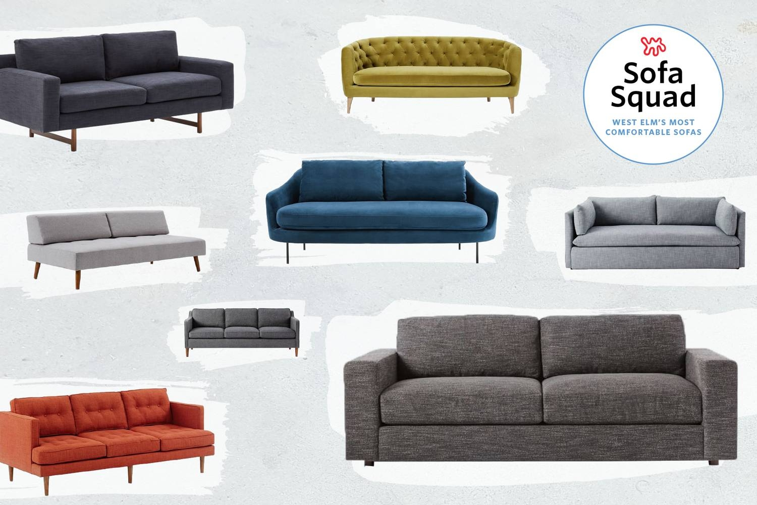 Furniture: West Elm Henry Sectional Reviews | Tillary Sofa | West throughout West Elm Henry Sofas (Image 5 of 15)