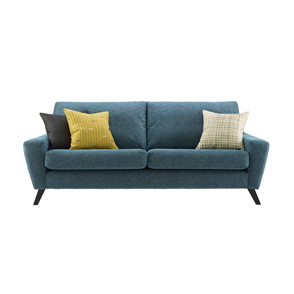 G Plan Vintage The Sixty Six Large Sofa pertaining to Retro Sofas and Chairs (Image 6 of 15)