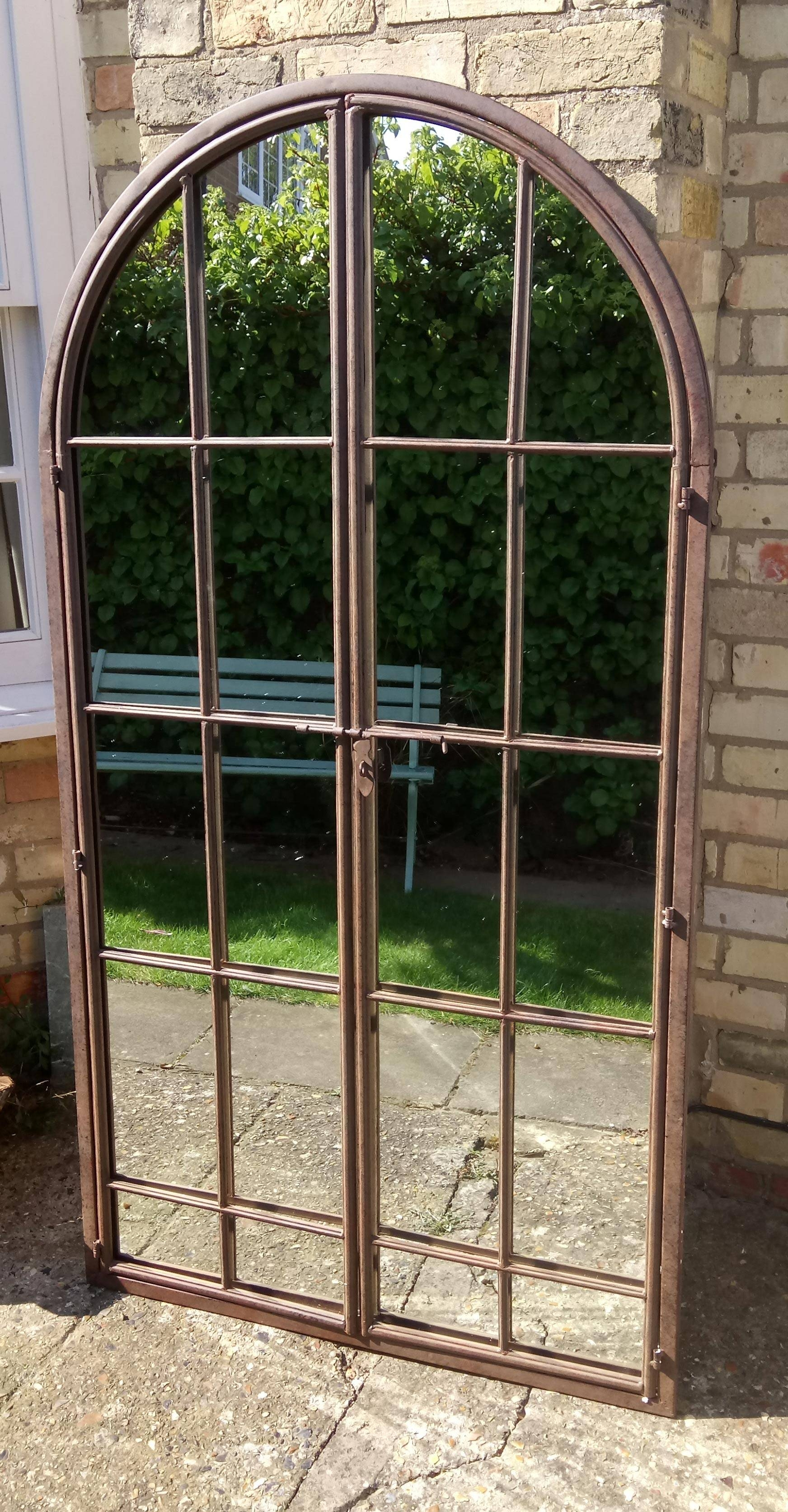 Garden Mirrors And Mirrors For Your Garden In Large Garden Mirrors (View 11 of 15)