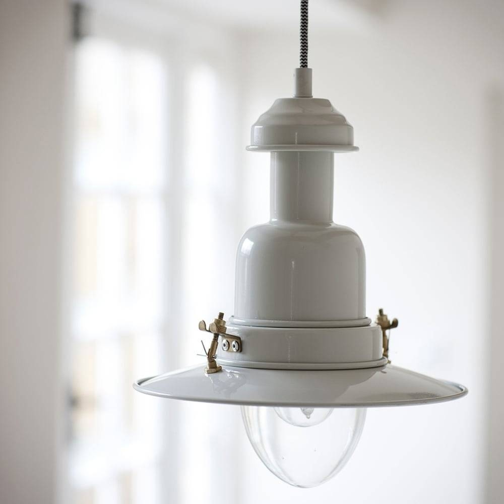 Garden Trading Pendant Fishing Light In Clay - Fitting Type From pertaining to Pendant Fishing Lights (Image 6 of 15)