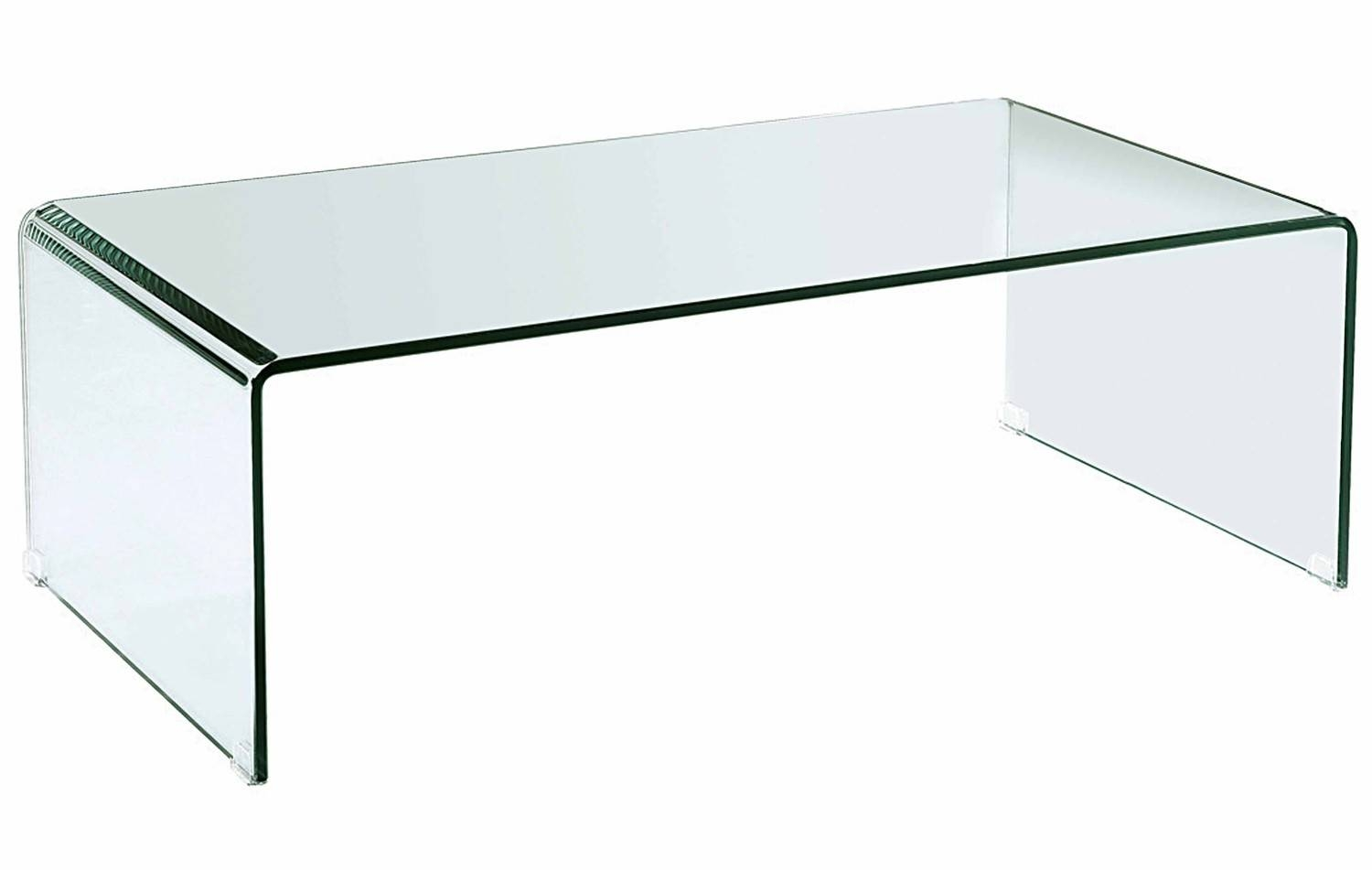 Glass Coffee Tables: Wonderful Rectangular Glass Coffee Table in Rectangle Glass Coffee Table (Image 7 of 15)