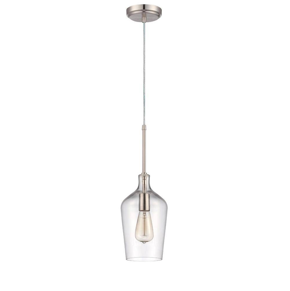 Glass Mini Pendant Lights - Baby-Exit inside Battery Pendant Lights (Image 6 of 15)