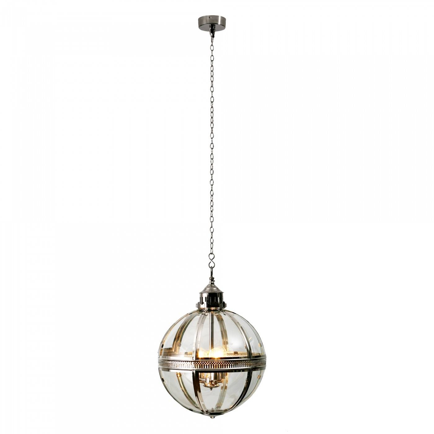 Glass Orb Pendant Light - Baby-Exit pertaining to Glass Orb Pendant Lights (Image 10 of 15)