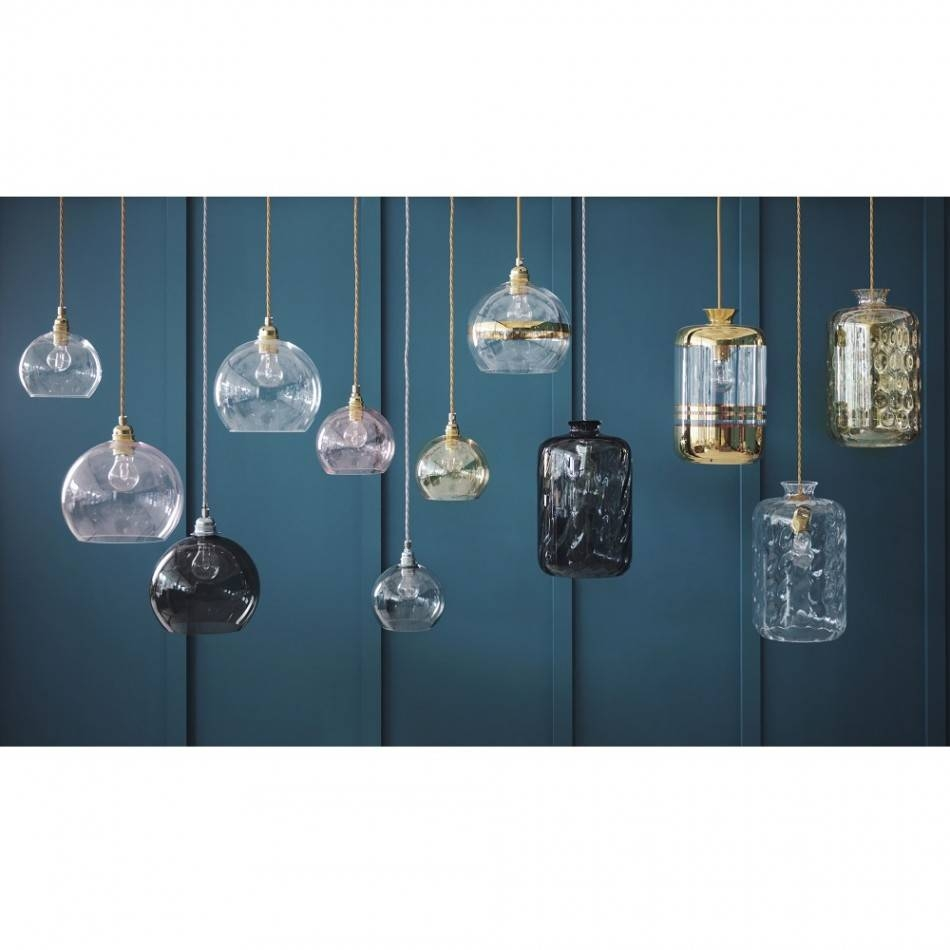 Glass Pendant Lights - Dutchglow for Coloured Glass Pendants (Image 10 of 15)