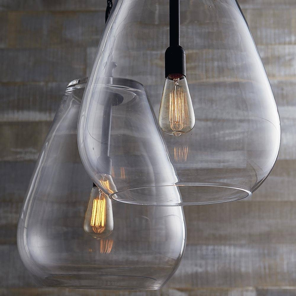 Glass Pendants within Artisan Glass Pendant Lights (Image 14 of 23)