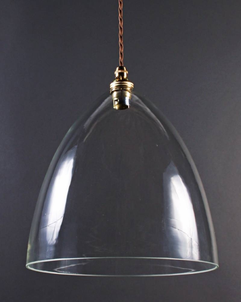 Glass Shade For Pendant Light - Baby-Exit with Clear Glass Shades For Pendant Lights (Image 5 of 15)