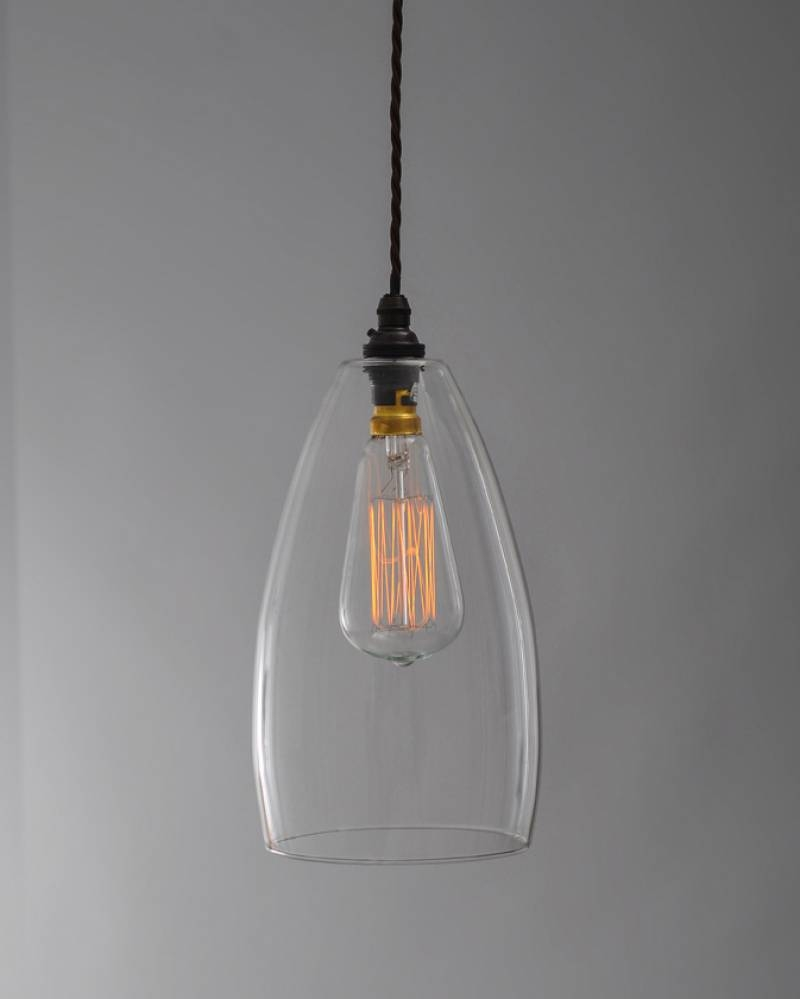 Glass Shade For Pendant Light - Baby-Exit with regard to Clear Glass Shades For Pendant Lights (Image 6 of 15)