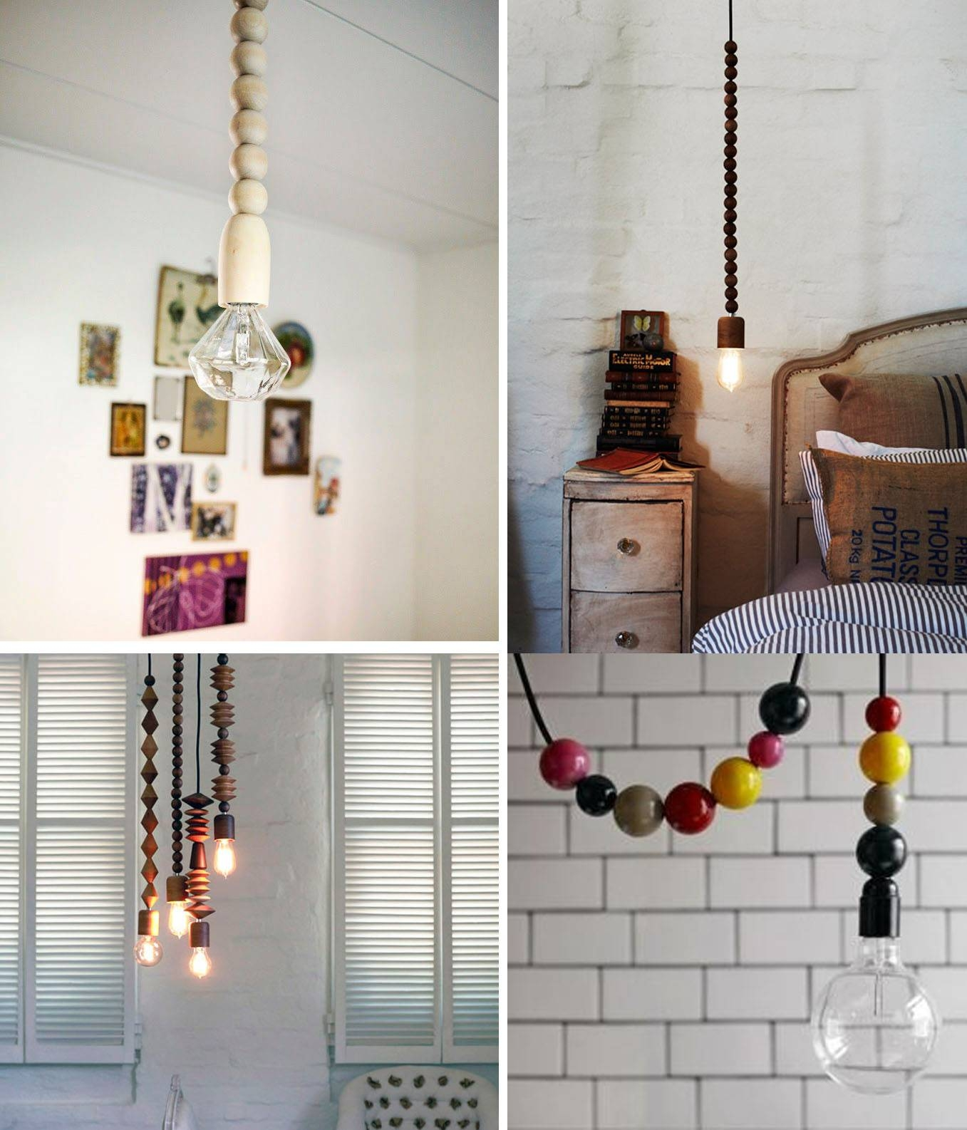Good Fabric Cord Covers | Homesfeed inside Cord Cover Pendant Lights (Image 10 of 15)