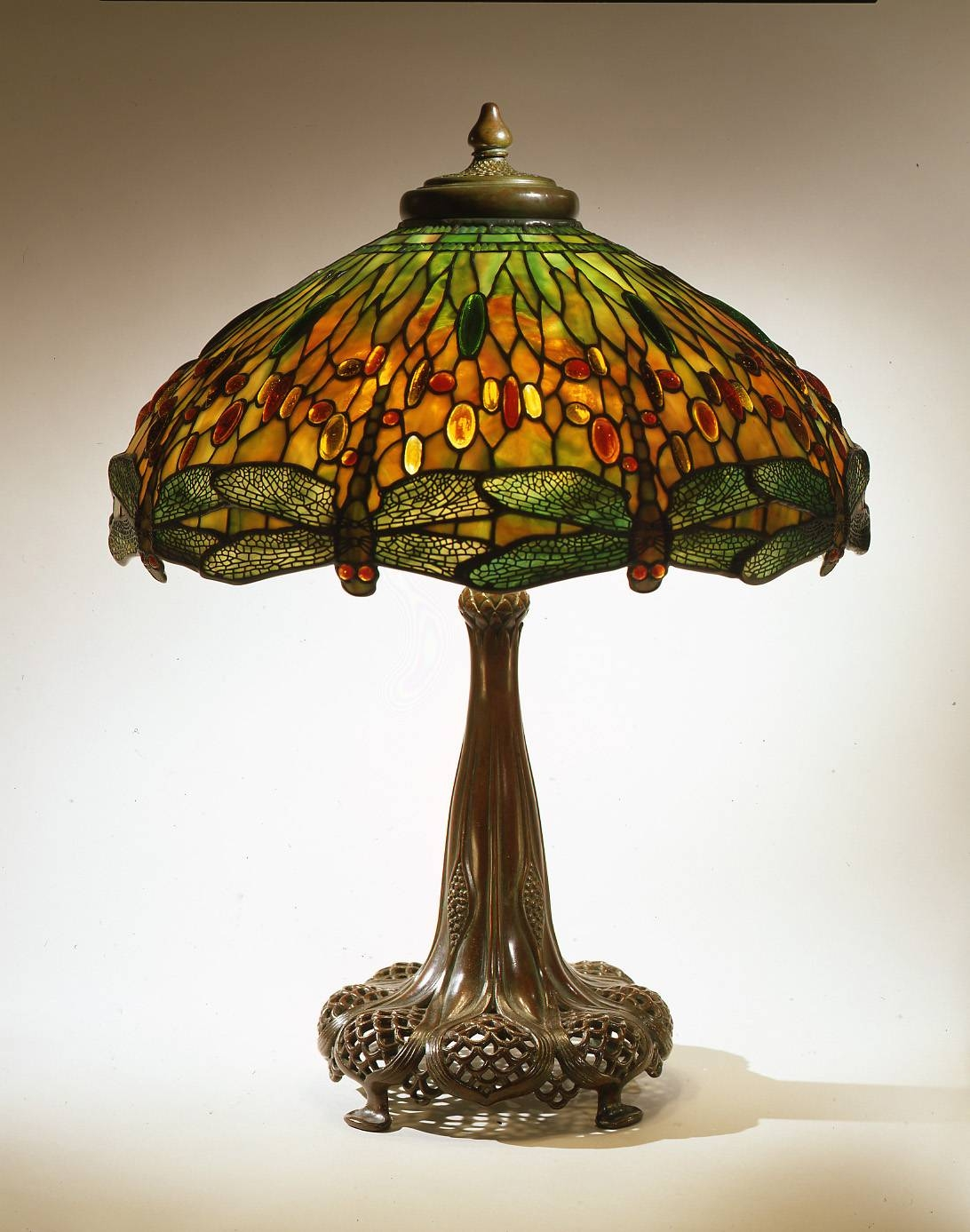 Great Dale Tiffany Inc Lamp Shade 47 With Additional Orla Kiely with John Lewis Glass Lamp Shades (Image 4 of 15)