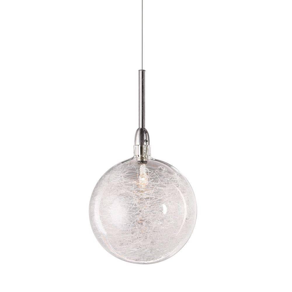 Great Glass Ball Pendant Light 60 For Pendant Lights For Bathroom throughout Mini Pendant Lights For Bathroom (Image 11 of 15)