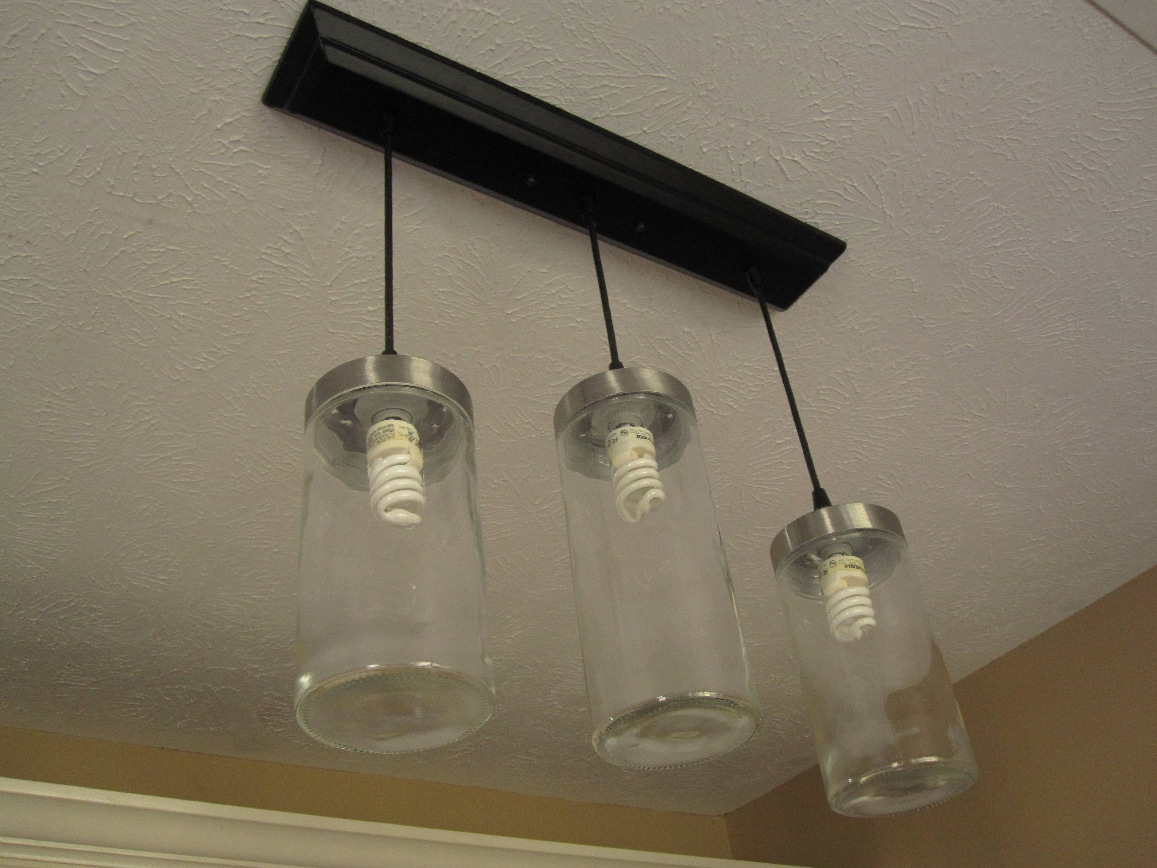 Hanging Pendant Light Kit | Roselawnlutheran with Make Your Own Pendant Lights (Image 9 of 15)