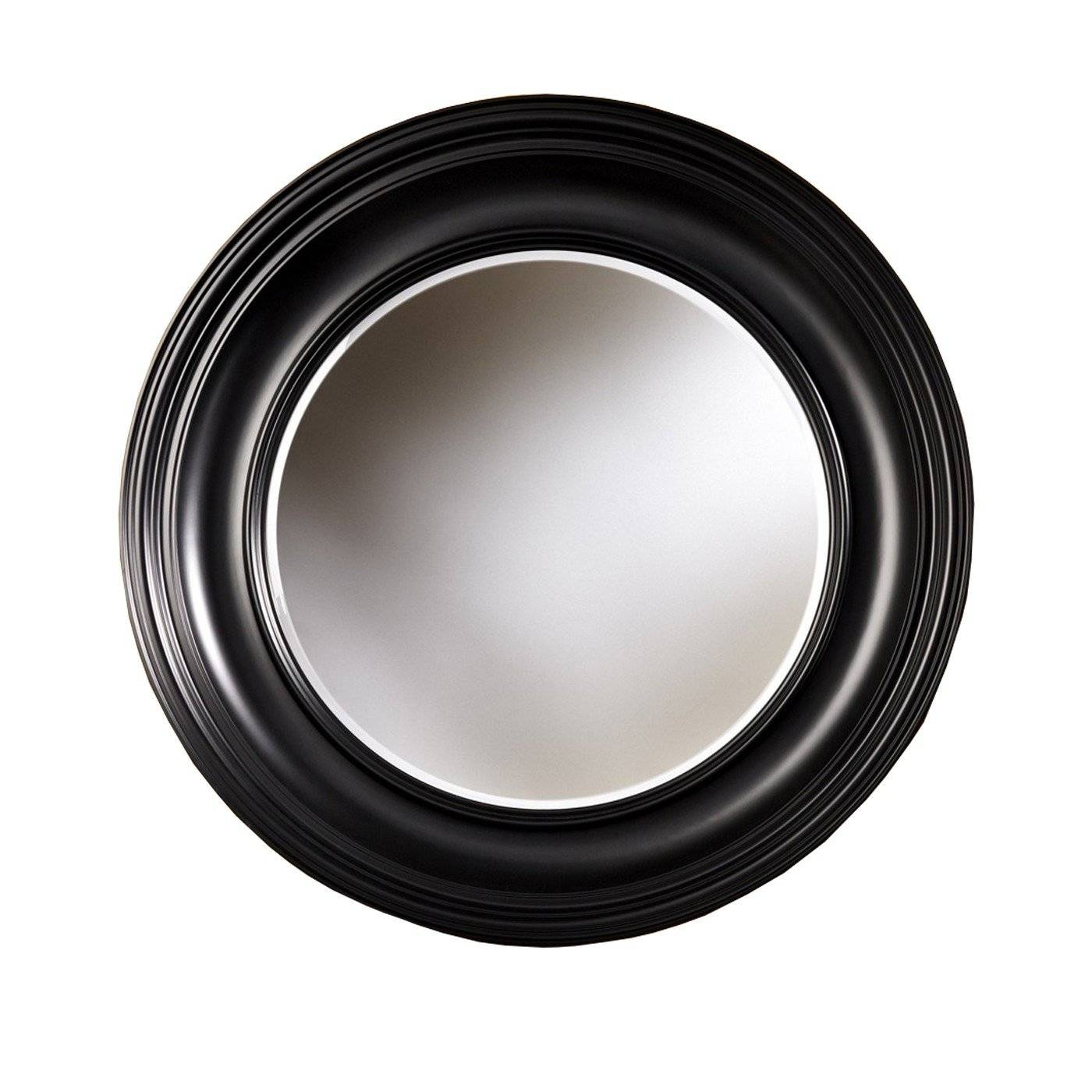 Heal's Clara Round Black Mirror Inside Black Mirrors (View 6 of 15)