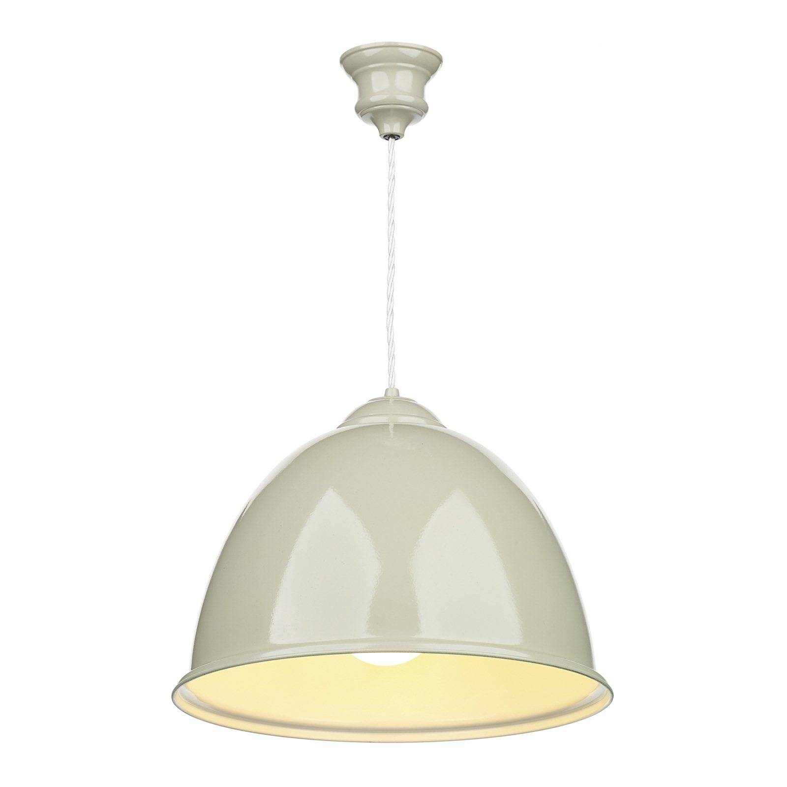 Hicks And Hicks Sennen Pendant Light French Cream - Hicks & Hicks inside Large Hicks Pendants (Image 5 of 15)
