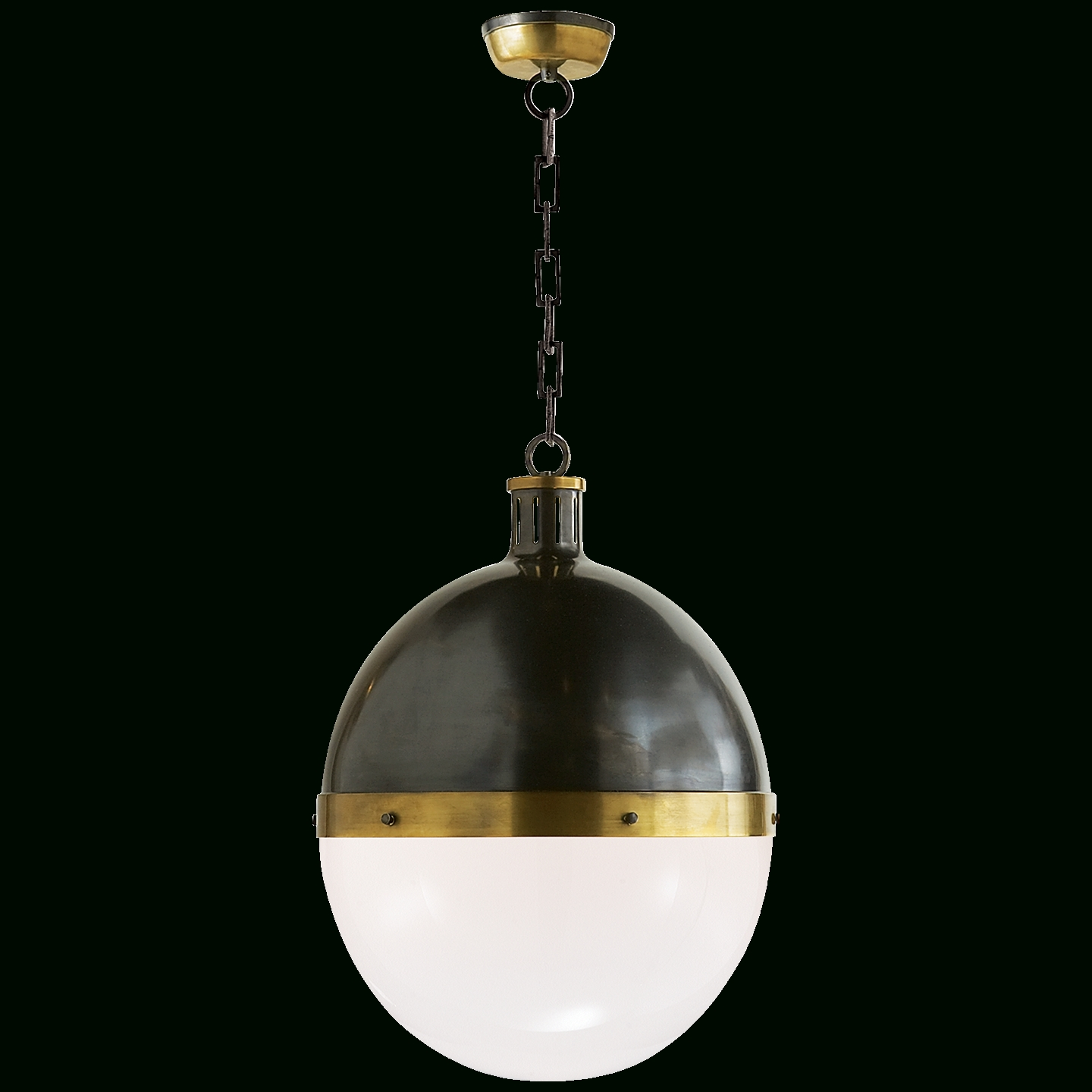 Hicks Extra Large Pendant | Circa Lighting pertaining to Large Hicks Pendants (Image 6 of 15)