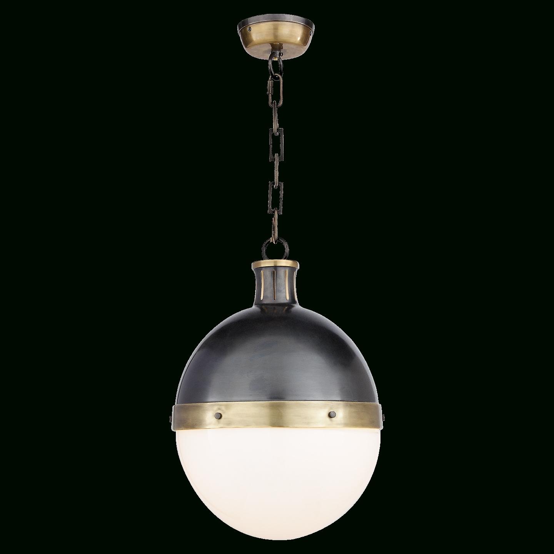 Hicks Large Pendant | Circa Lighting regarding Navy Pendant Lights (Image 6 of 15)