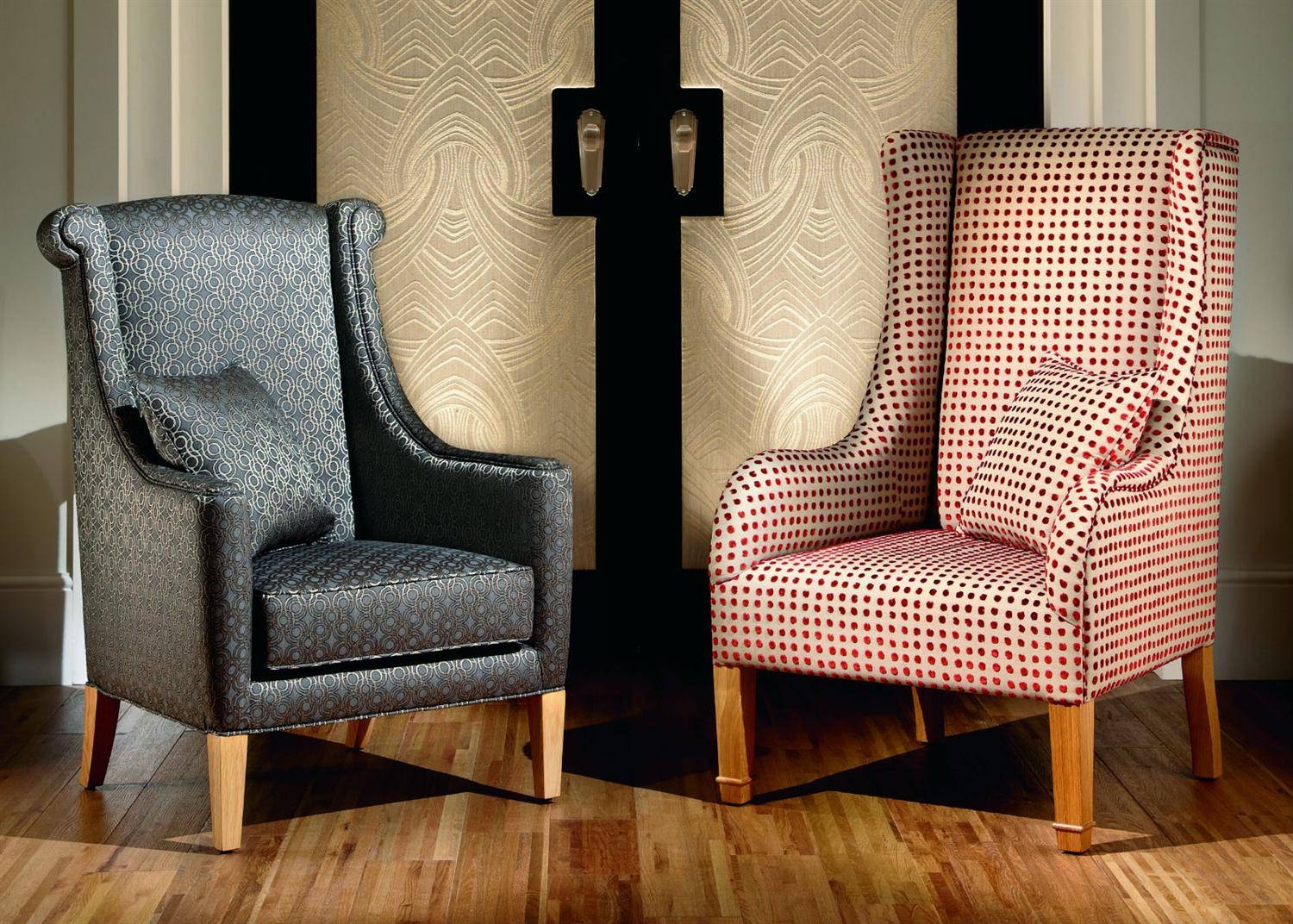 2019 Popular High Back Sofas And Chairs