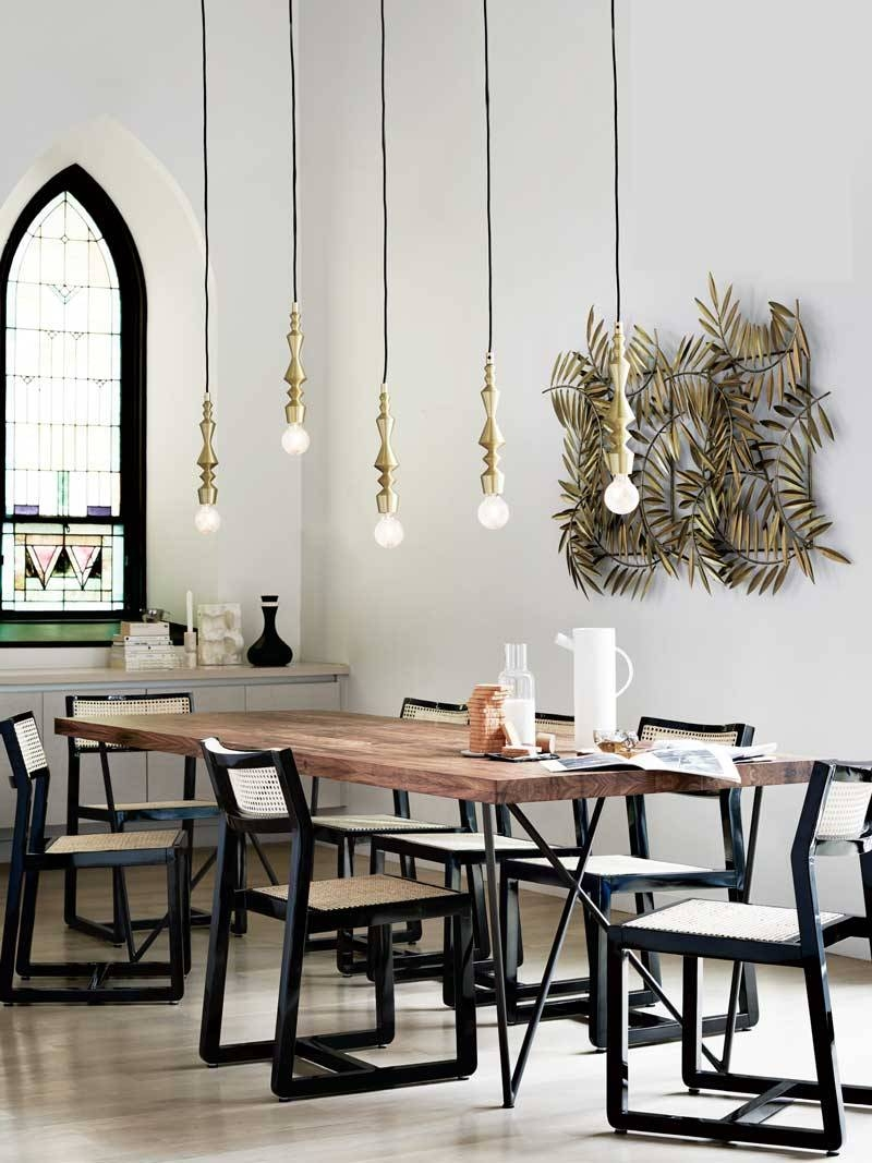 High Design From Cb2's New Collection - Thou Swell in Cb2 Pendant Lighting (Image 7 of 15)