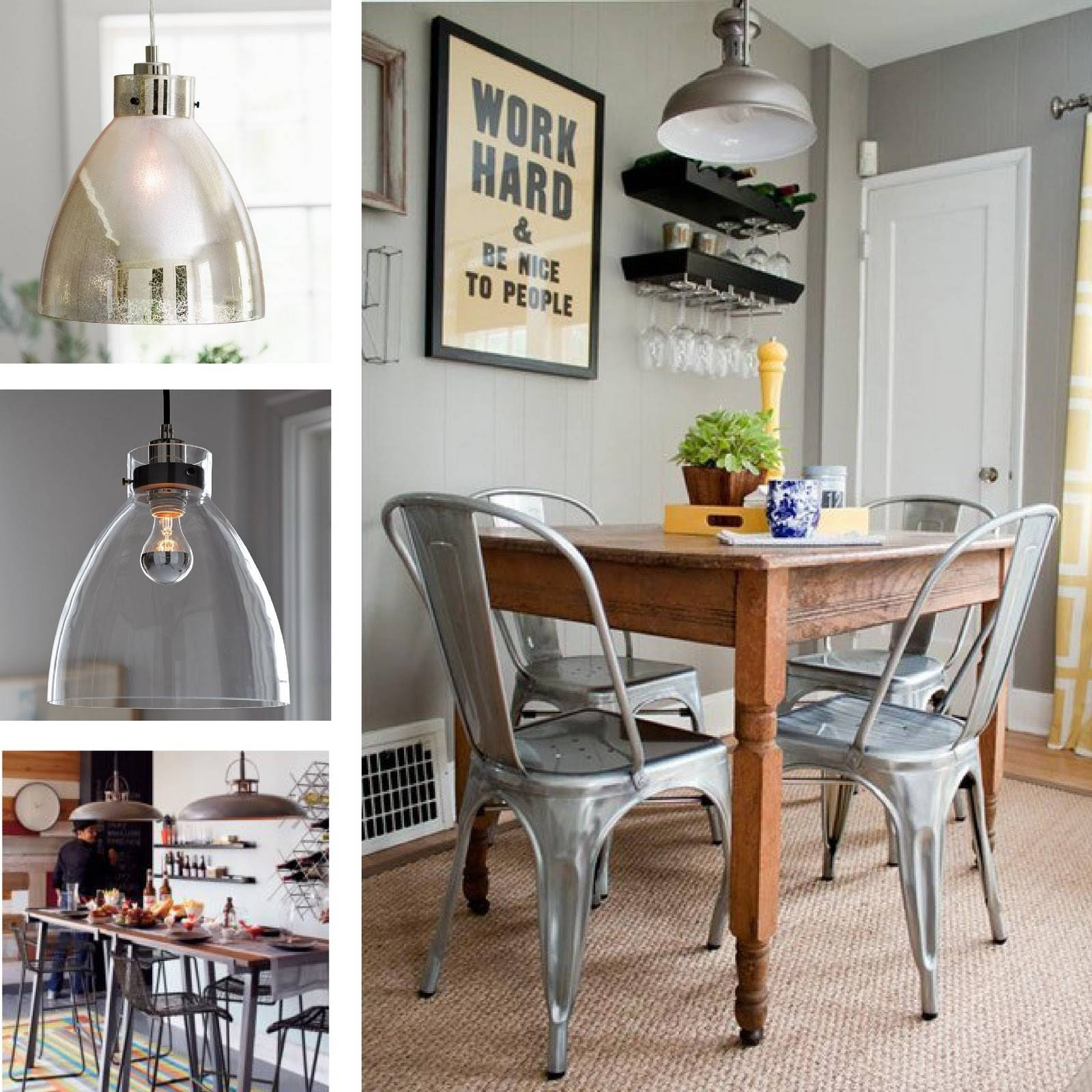 Home Decor + Home Lighting Blog » Blog Archive » Lighting Trends Regarding Short Pendant Lights Fixtures (View 8 of 15)