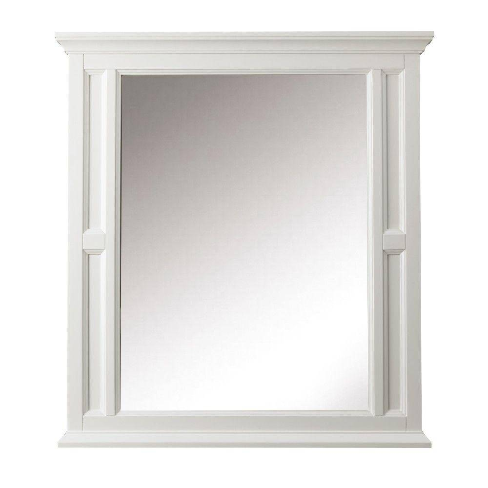 Home Decorators Collection - Mirrors - Wall Decor - The Home Depot regarding Tall Narrow Mirrors (Image 6 of 15)