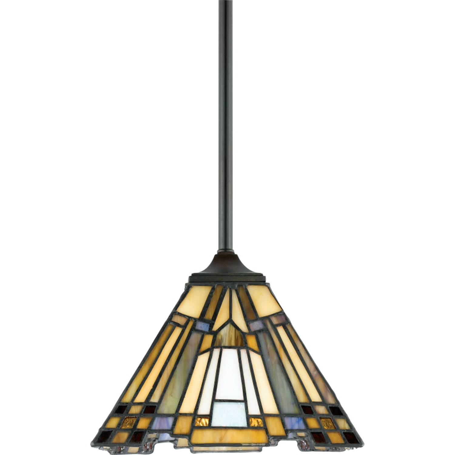 How Do You Light A Craftsman Style Home? regarding Mission Style Pendant Lighting (Image 5 of 15)