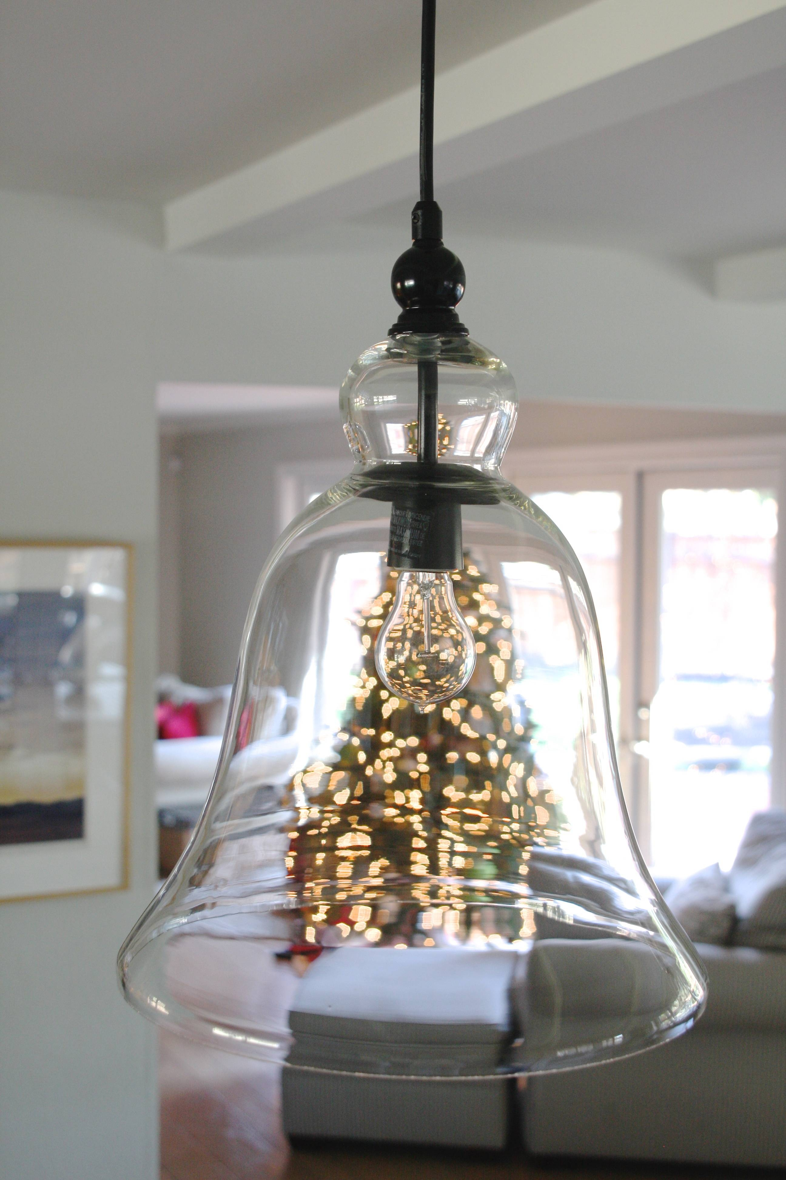 How To Clean Pottery Barn Rustic Pendant Lights - Simply Organized in Barn Pendant Lights (Image 8 of 15)