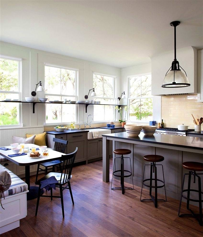 How To Hanging Farmhouse Pendant Lights At Kitchen inside Farmhouse Pendant Lights Fixtures (Image 8 of 15)