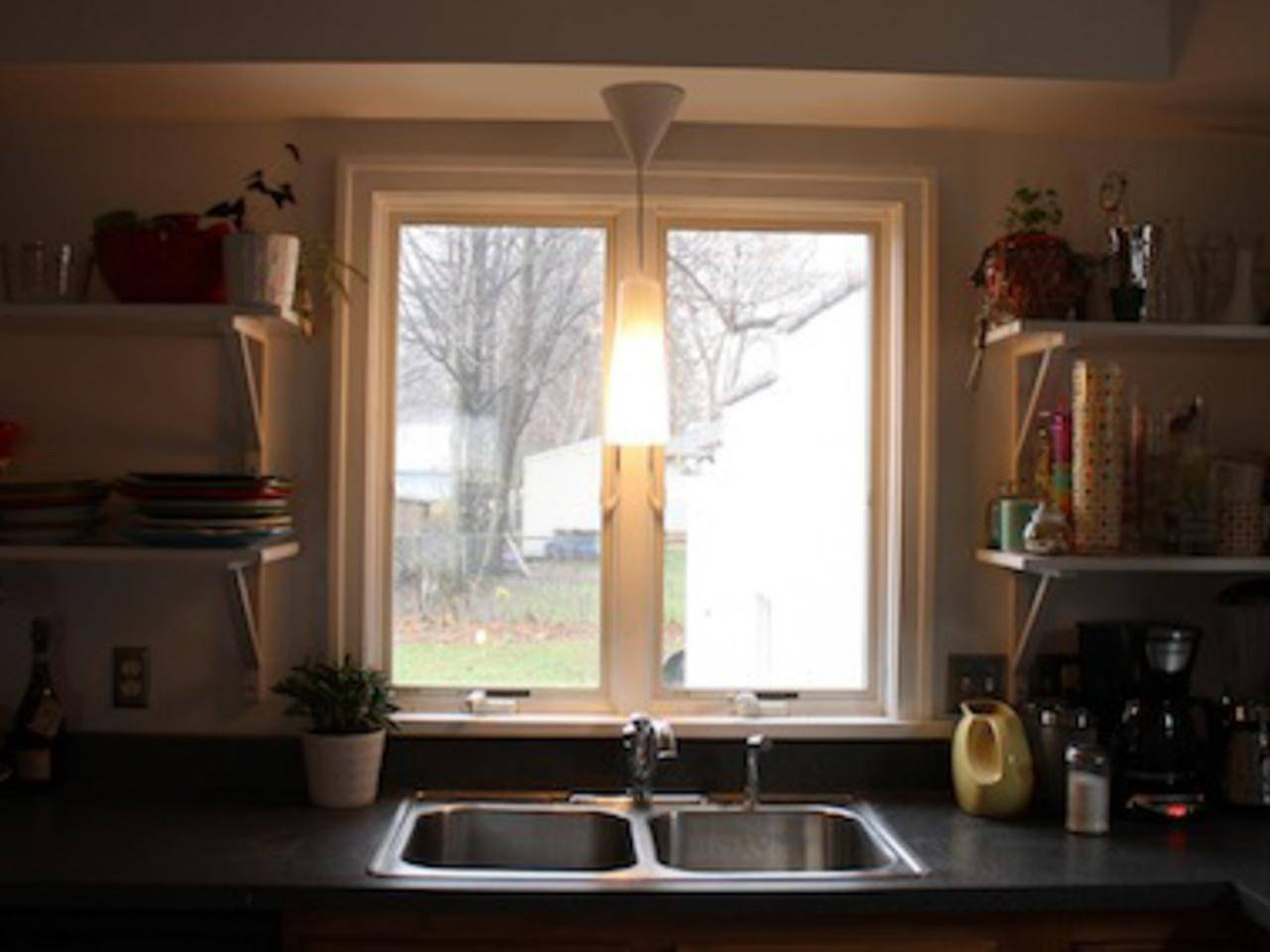 How To Install A Kitchen Pendant Light In 6 Easy Steps | Diy with regard to Pendant Lights Cover Plate (Image 10 of 15)