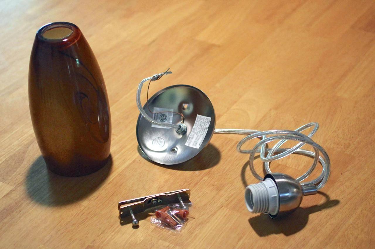 How To Install A Pendant Light | How-Tos | Diy regarding Installing Pendant Light Fixtures (Image 6 of 15)