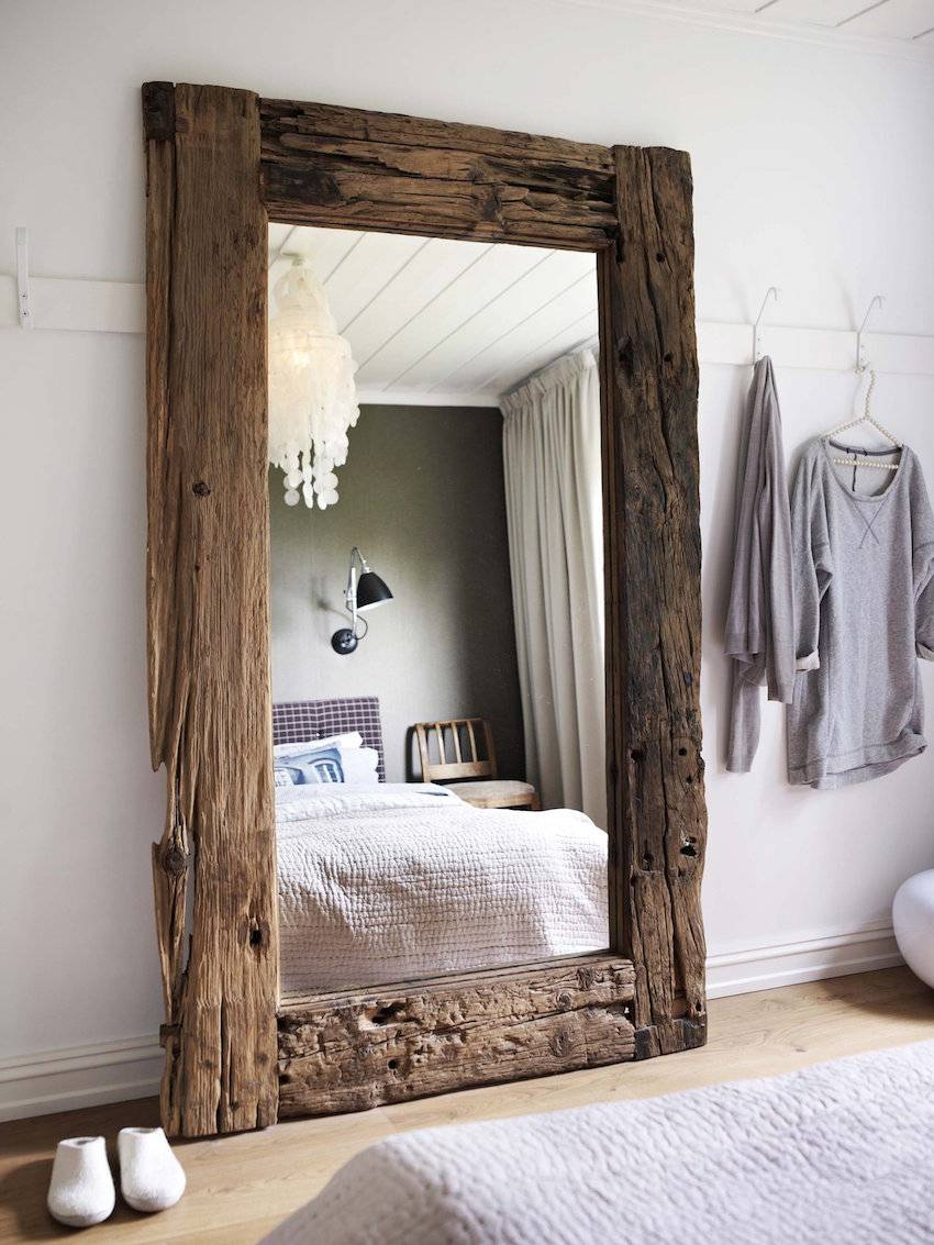 How To Make Any Room Feel Bigger With Oversized Mirrors intended for Oversized Mirrors (Image 8 of 15)