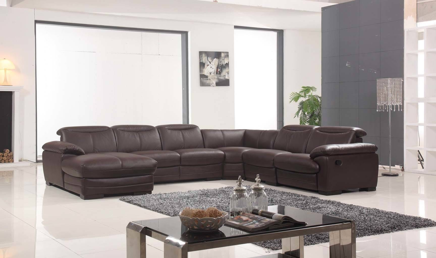 Huge Sectional Sofa. Best 25 Industrial Sectional Sofas Ideas On inside Extra Large Leather Sectional Sofas (Image 14 of 15)