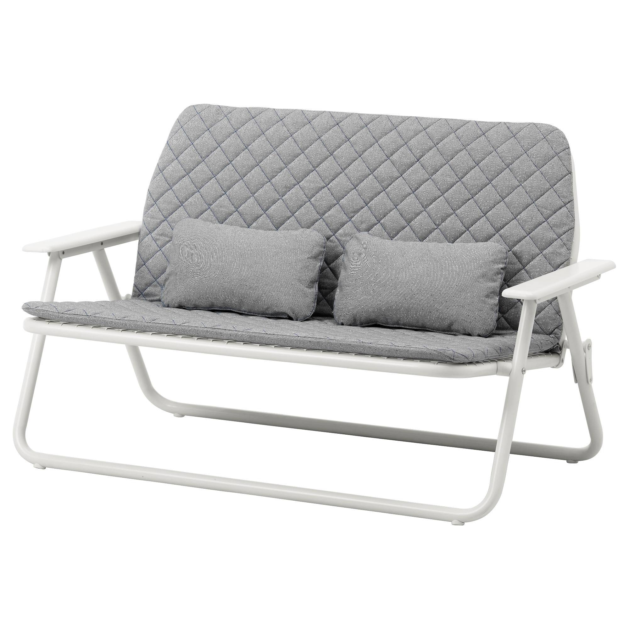 Ikea Ps 2017 2-Seat Sofa Folding - Ikea regarding Fold Up Sofa Chairs (Image 12 of 15)