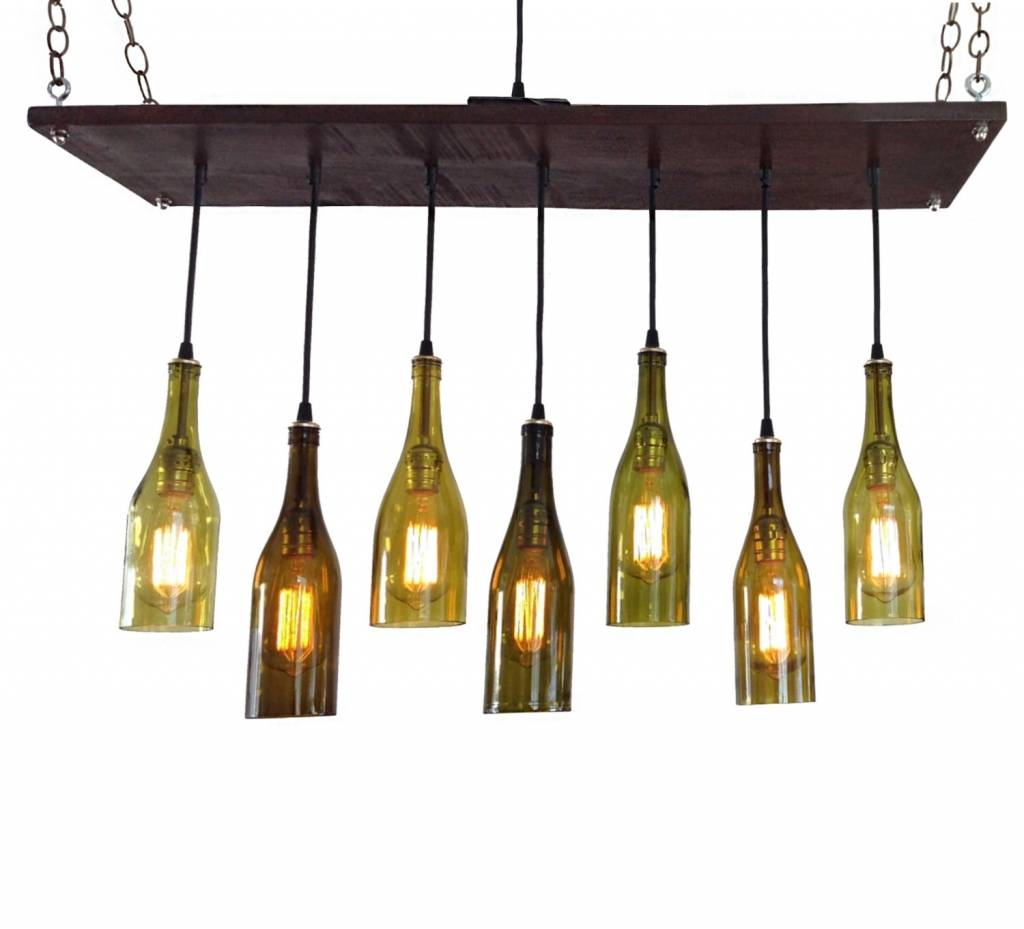 Img 1456 For Wine Bottle Light Fixtures - Home And Interior with regard to Wine Glass Lights Fixtures (Image 7 of 15)