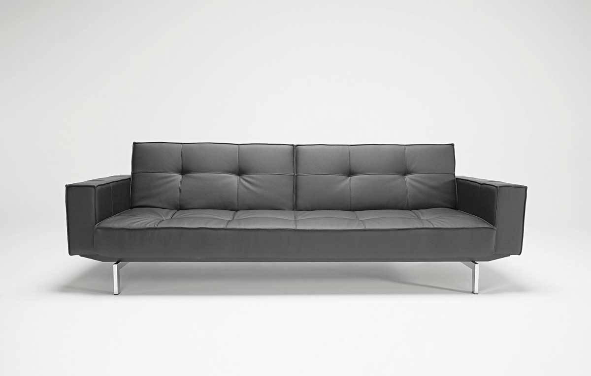 Impressive Modern Black Sofas Fresh Black Modern Couch 80 On with regard to Black Modern Couches (Image 9 of 15)