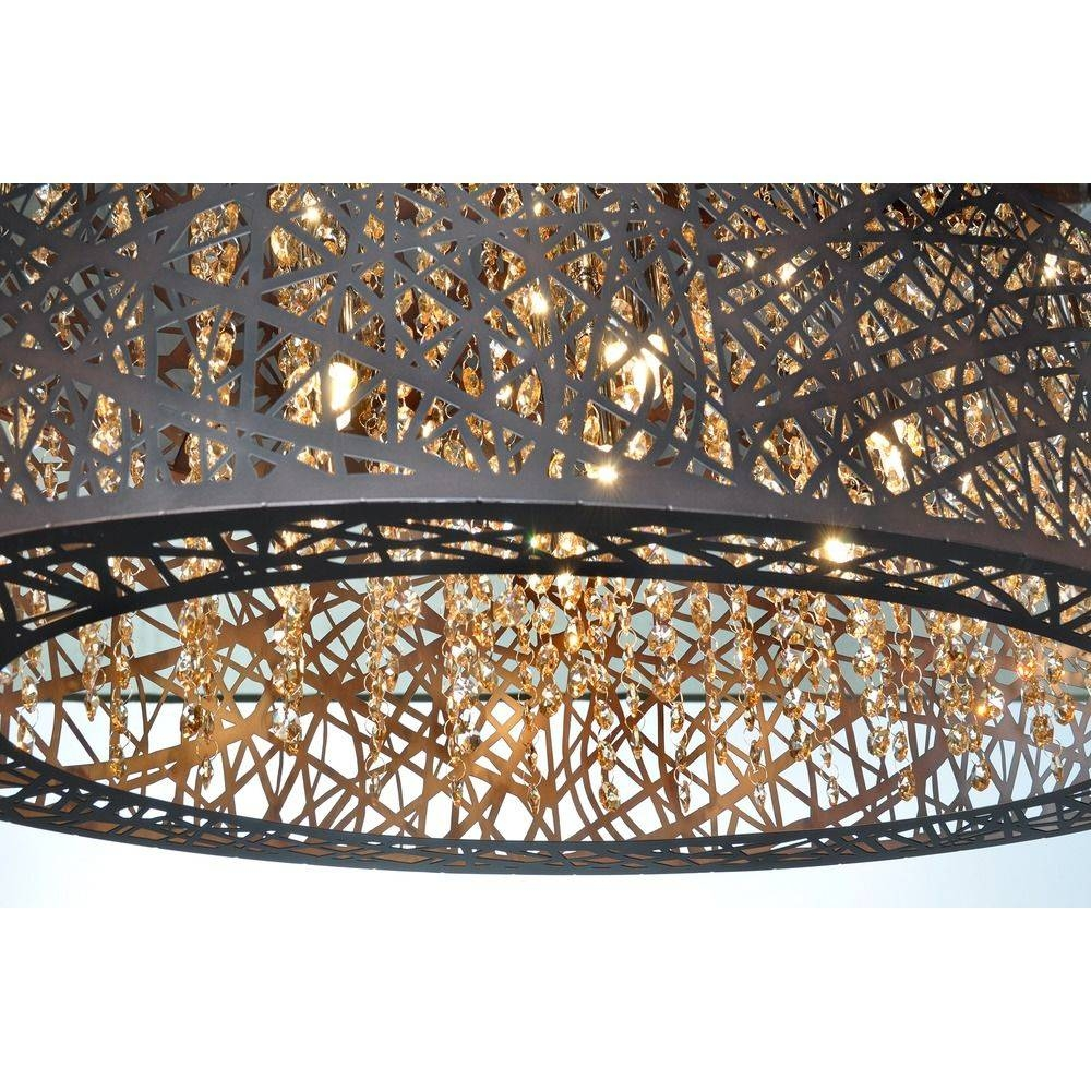Inca Bronze Pendant Light With Oval Shade | E21310-10Bz throughout Inca Pendant Lights (Image 15 of 15)